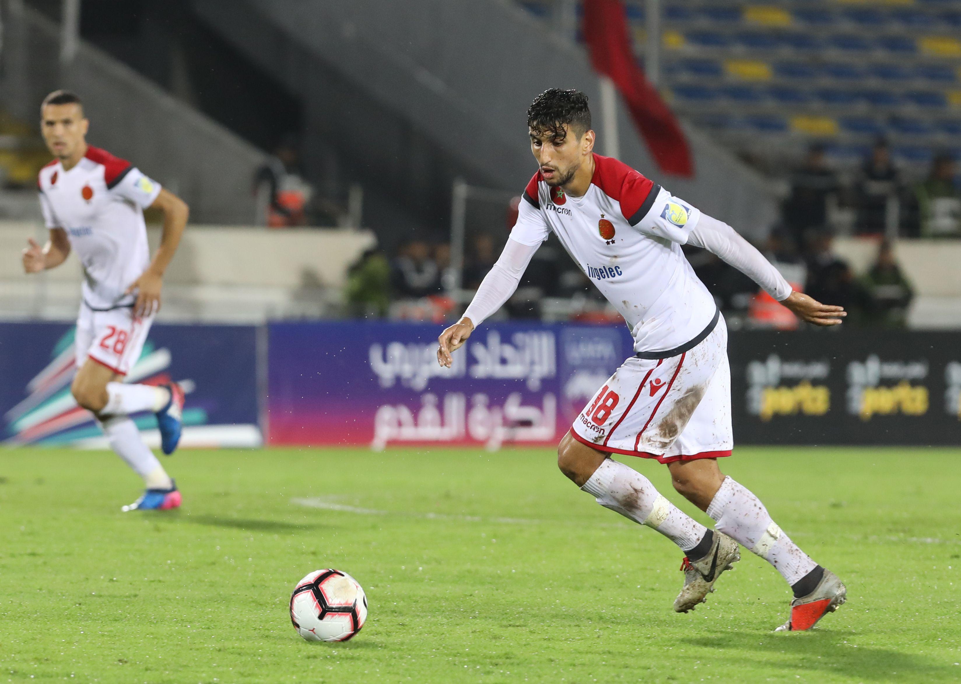 كأس محمد السادس: الكرتي ومتولي خضع لتدريبات خاصة