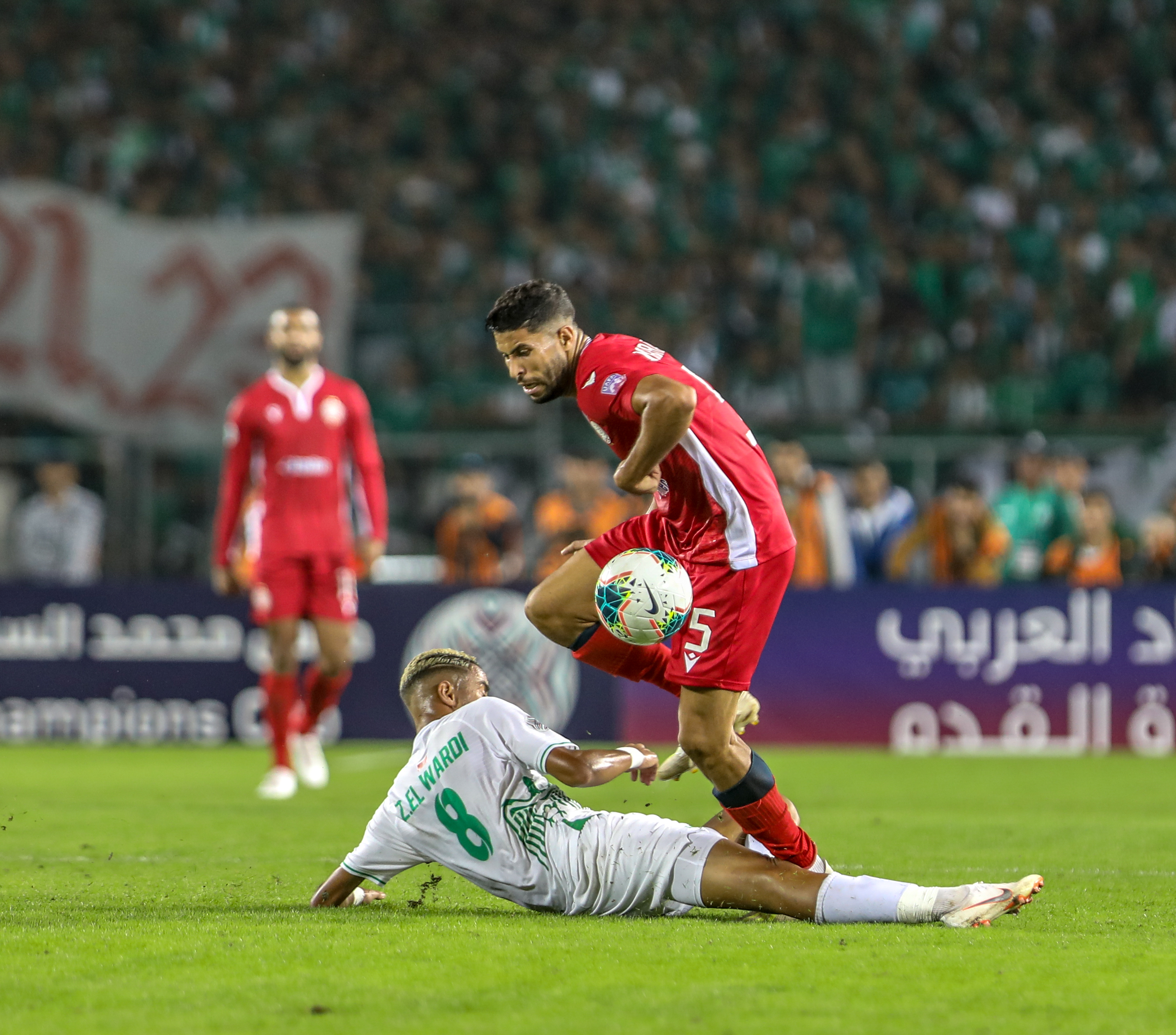 رسميا.. يحيى جبران موقوف ل 6 مباريات