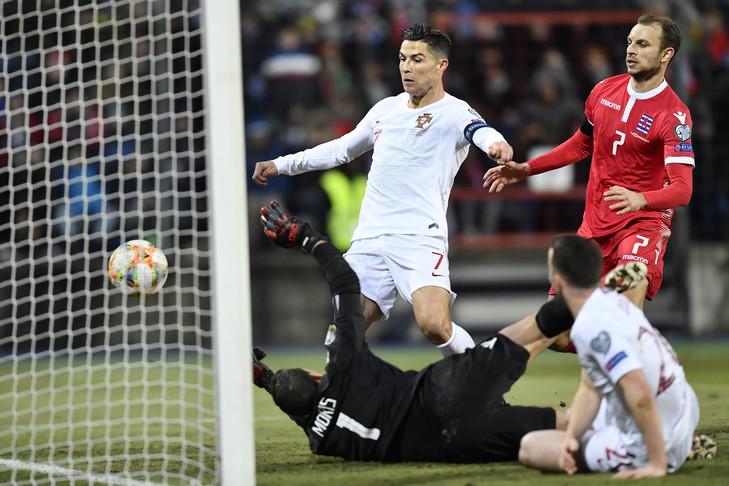تصفيات كأس أوروبا 2020: البرتغال حاملة اللقب تلحق بأوكرانيا الى النهائيات