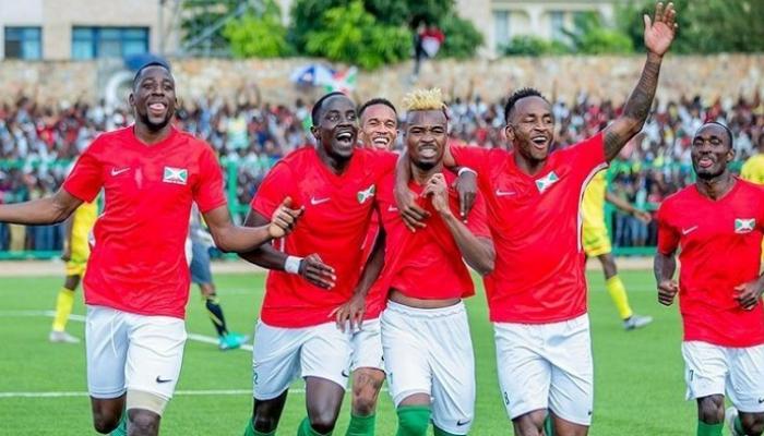منتخب بوروندي بأقوى تنافسية