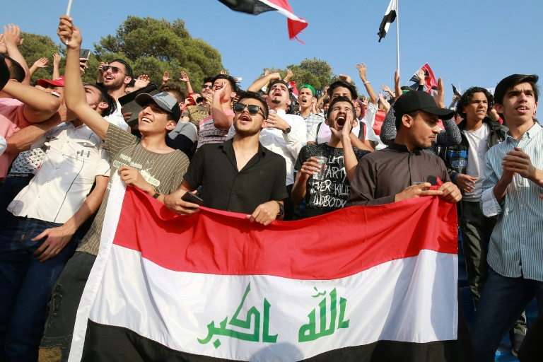 علاء عباس يقود العراق الى فوز تاريخي ومثير على ايران