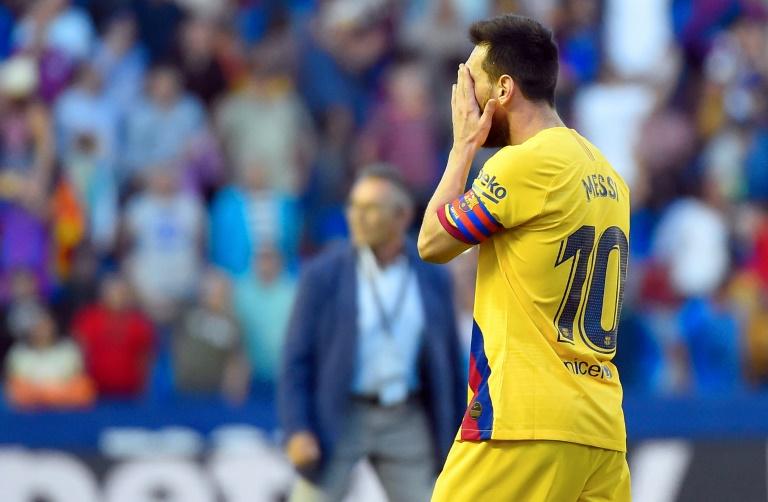 هشاشة برشلونة تطرح تساؤلات بشأن مسيرته القارية
