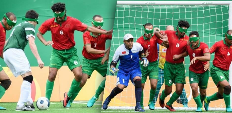 بطولة إفريقيا لكرة القدم للمكفوفين وضعاف البصر: المنتخب المغربي يحرز اللقب