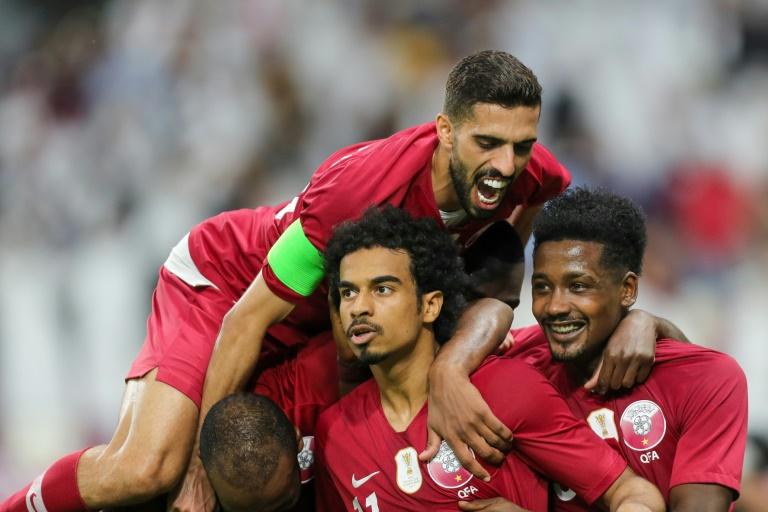 خليجي 24: قطر ترافق العراق إلى نصف النهائي بفضل عفيف
