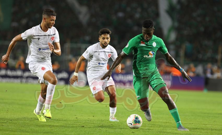 الاتحاد العربي لكرة القدم: فريقا الرجاء والوداد قدما صورة مشرفة للكرة العربية