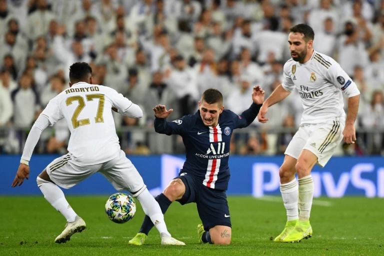بطولة فرنسا: فيراتي يغيب عن مباراة نانت بسبب الاصابة