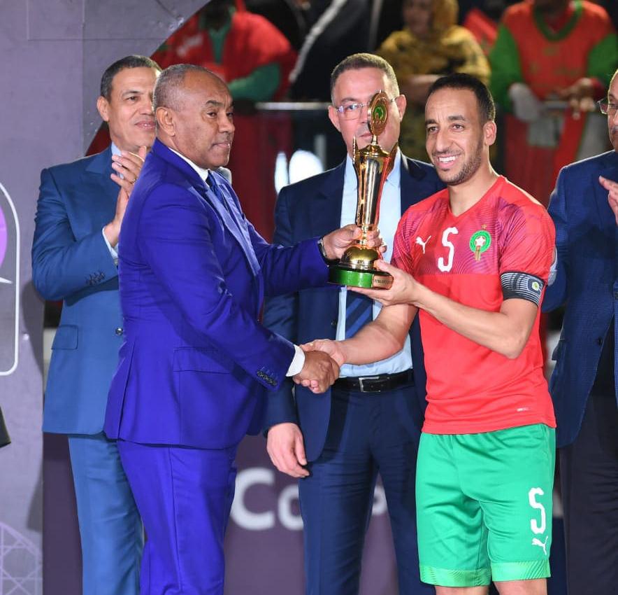 فيفا تهنئ المغرب على لقبه الثاني في كأس إفريقيا لكرة القدم داخل القاعة