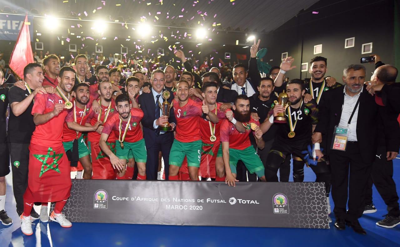 شكرا .. شرفتم بلدكم المغرب