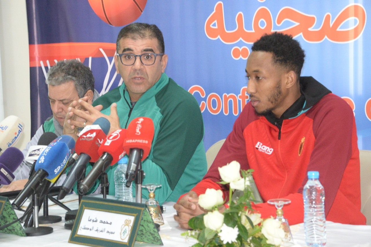 مدرب المنتخب الوطني لكرة السلة يسلط الضوء على البرنامج الإعدادي للاستحقاقات القادمة