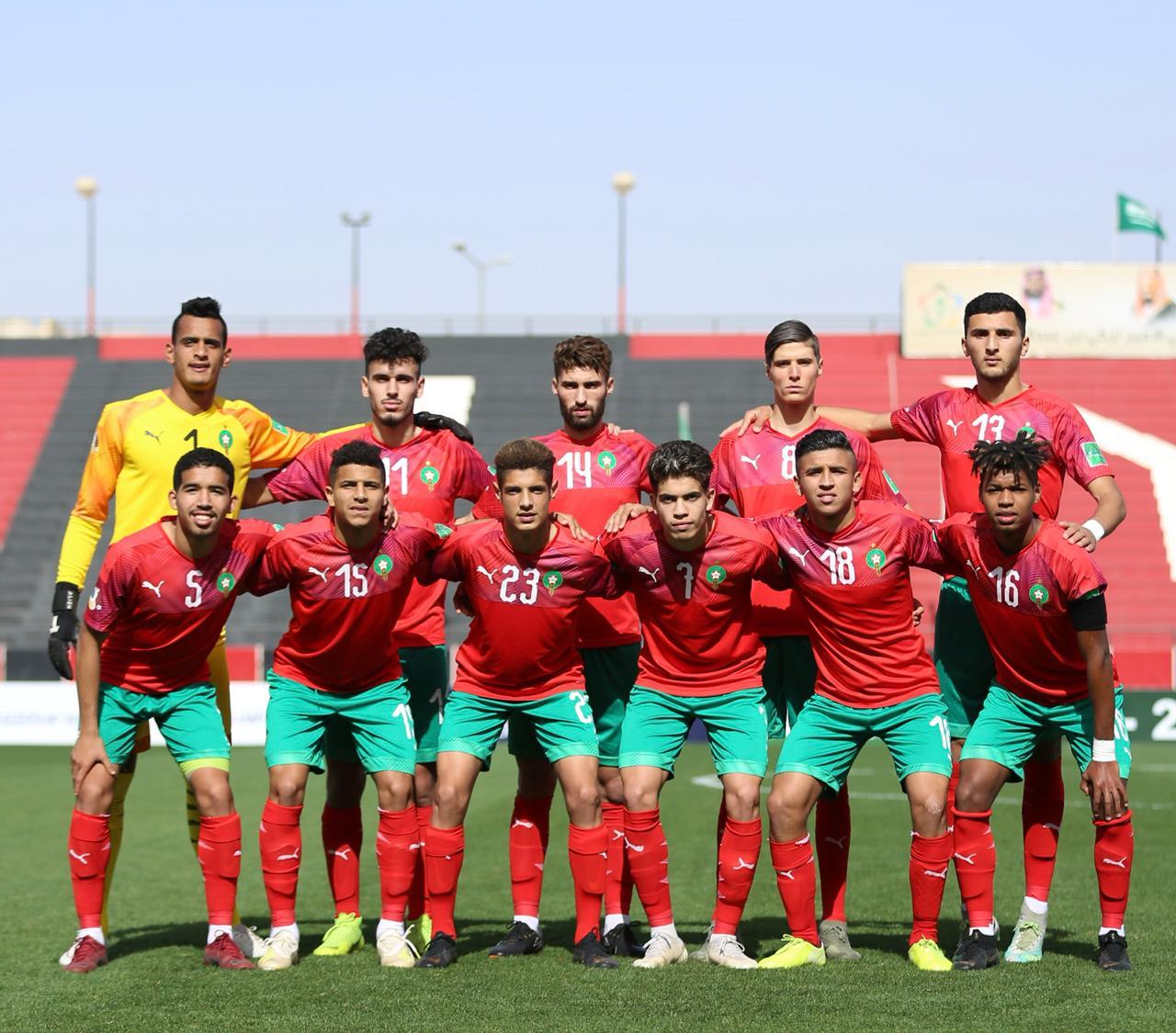 الأشبال يواجهون تونس في نصف النهائي