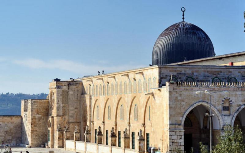 إغلاق  مؤقت  للمسجد الأقصى جر اء كورونا المستجد