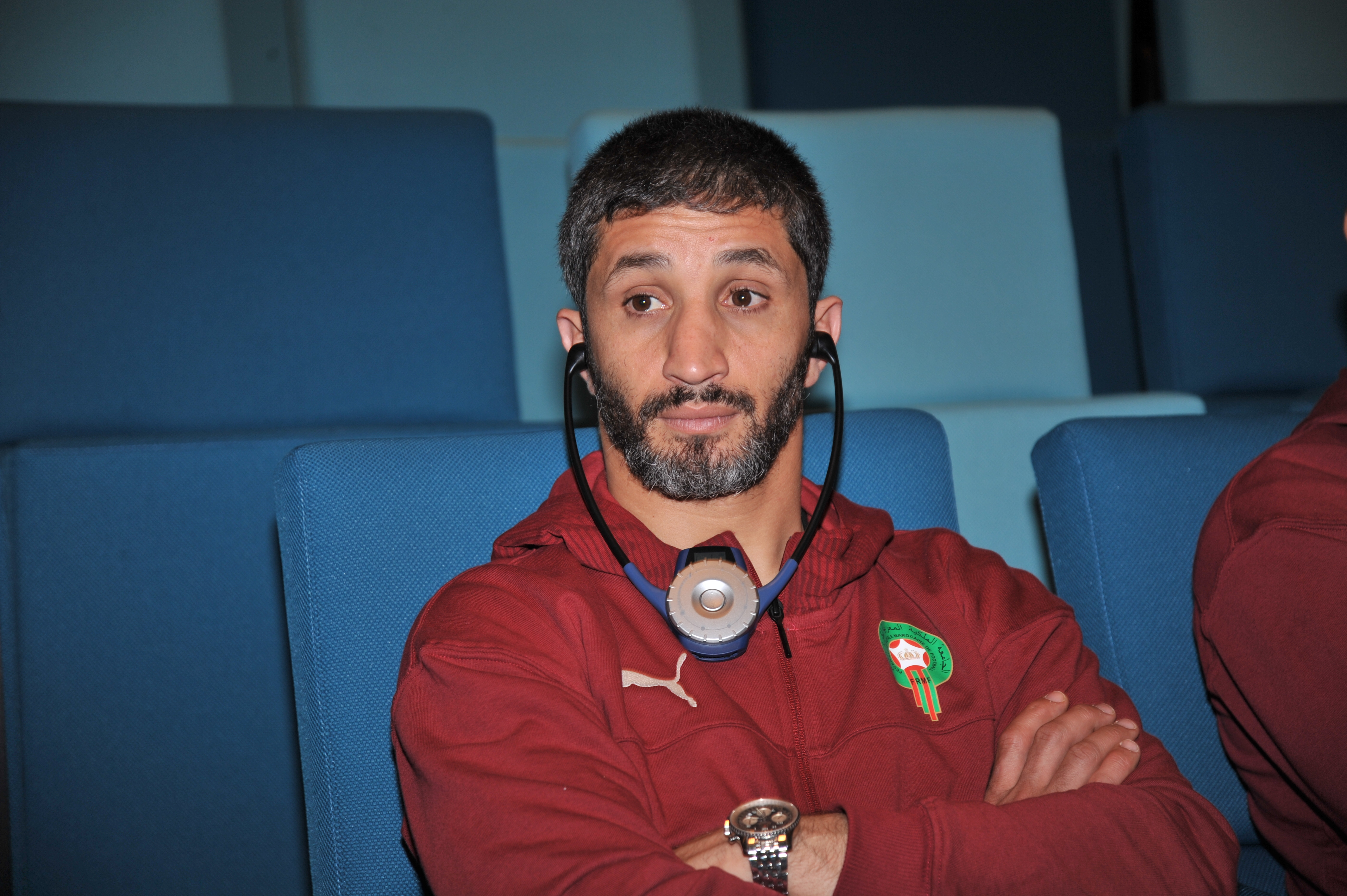 عبوب ل  المنتخب : صحة المغاربة أهم من كرة القدم