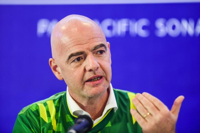 إنفانتينو يرى أزمة كورونا فرصة لإعادة هيكلة كرة القدم العالمية