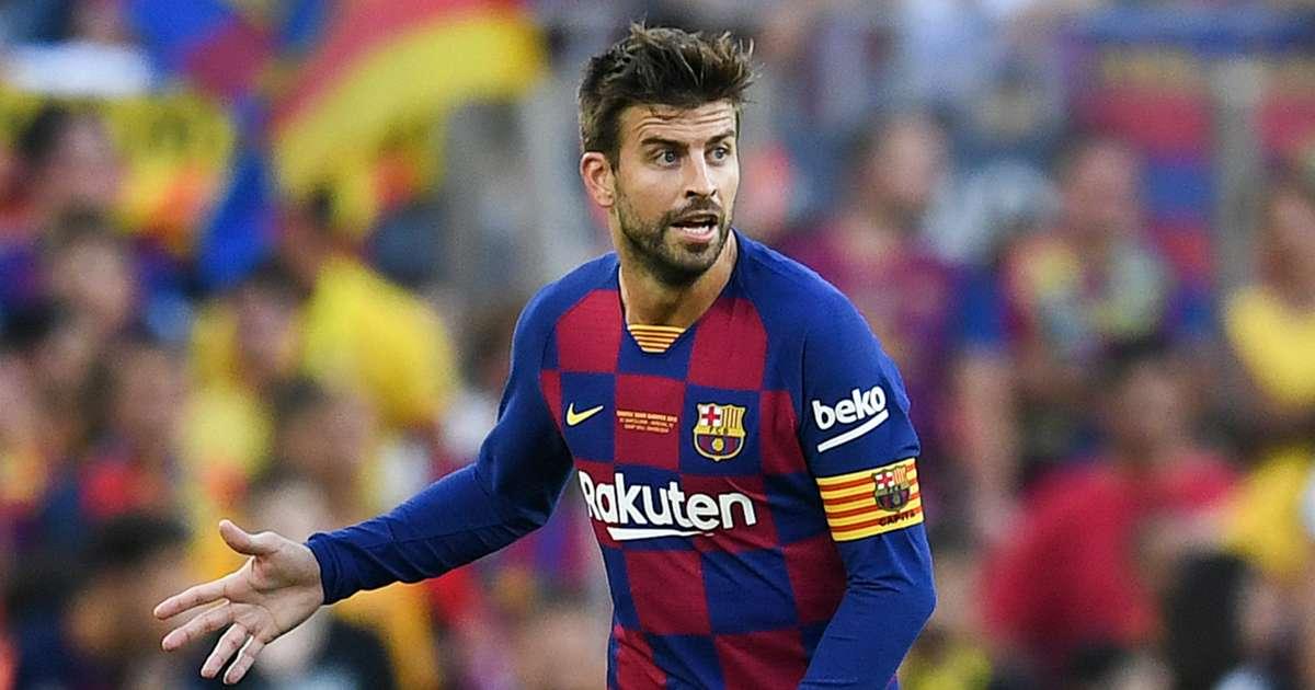 هذا هو شرط بيكي للبقاء برشلونة