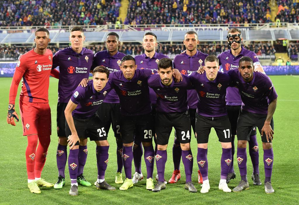 نادي فيورنتينا يعلن عن عشر اصابات بفيروس كورونا في صفوفه