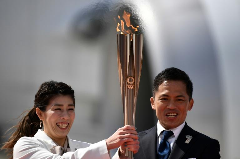طوكيو 2020: ترحيب ياباني خجول بالشعلة وباخ يعتبر الإرجاء مبكرا