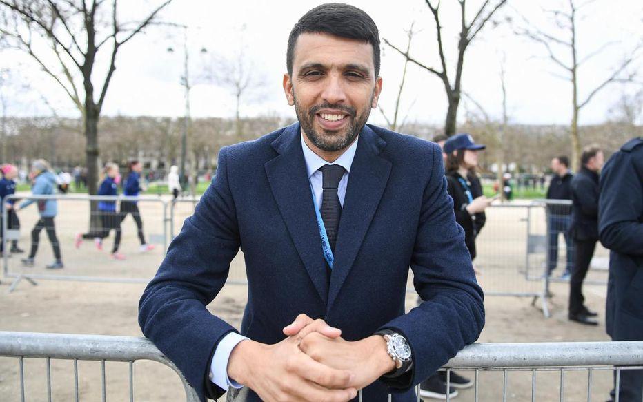 ألعاب القوى العالمية تعتمد فكرة البطل المغربي هشام الكروج