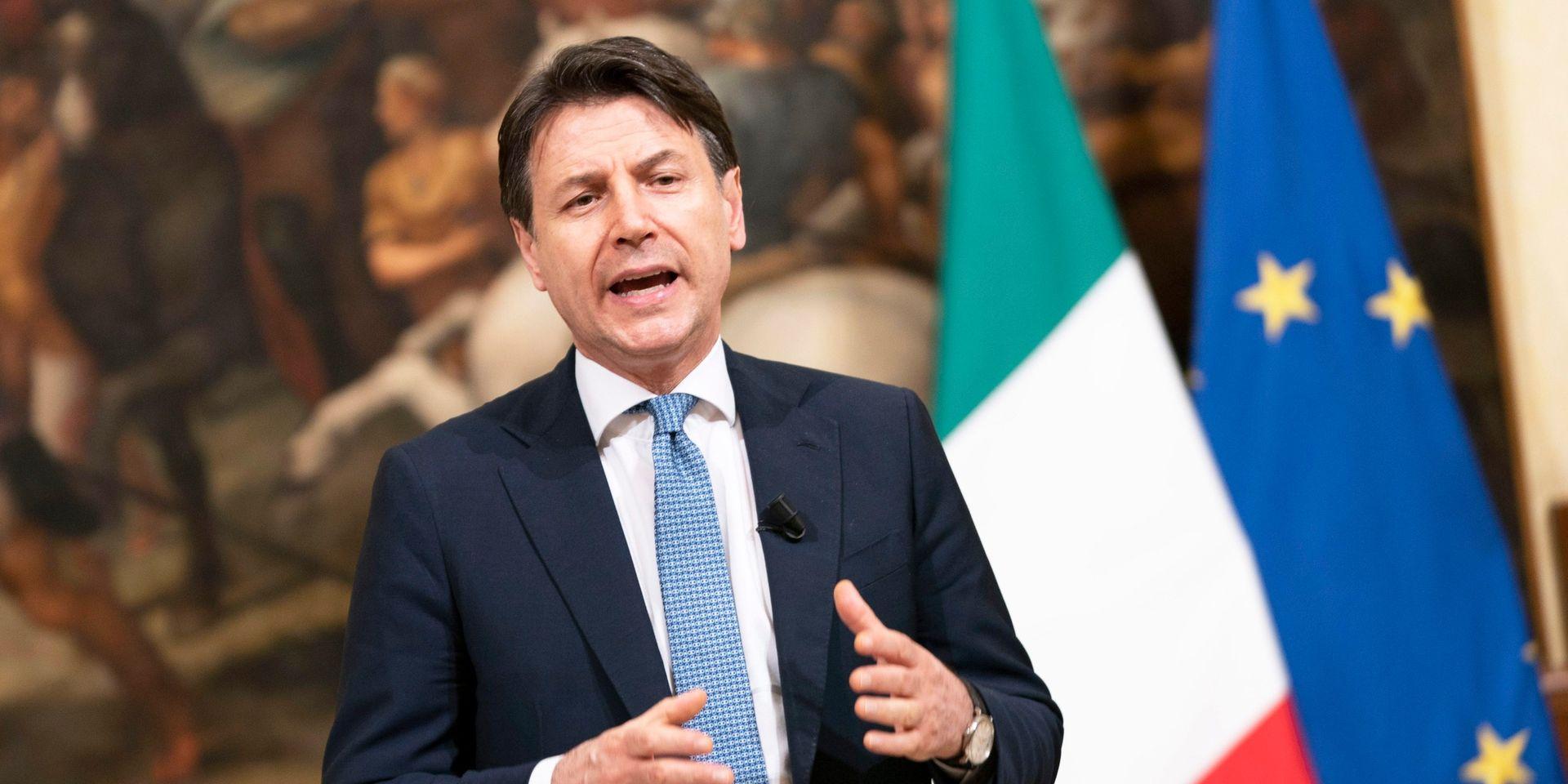 بطولة إيطاليا: كونطي يريد  ضمانات إضافية  قبل السماح بالعودة