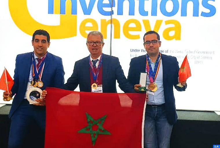 المغرب يحرز بسنغافورة على ثلاث ميداليات في المعرض الدولي للاختراعات