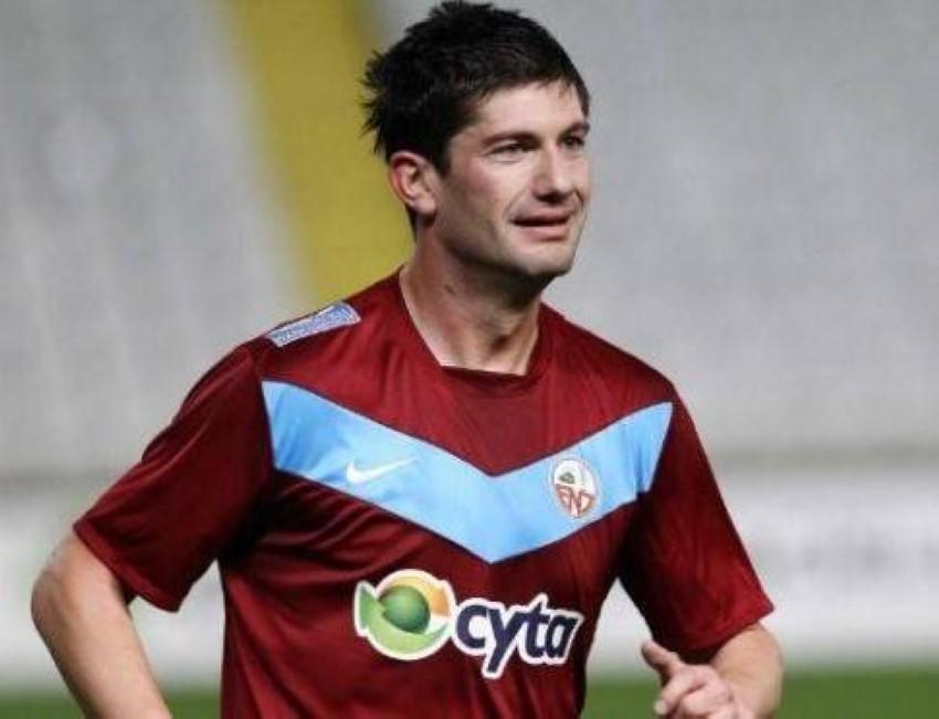رصاصة تنهي حياة لاعب صربي