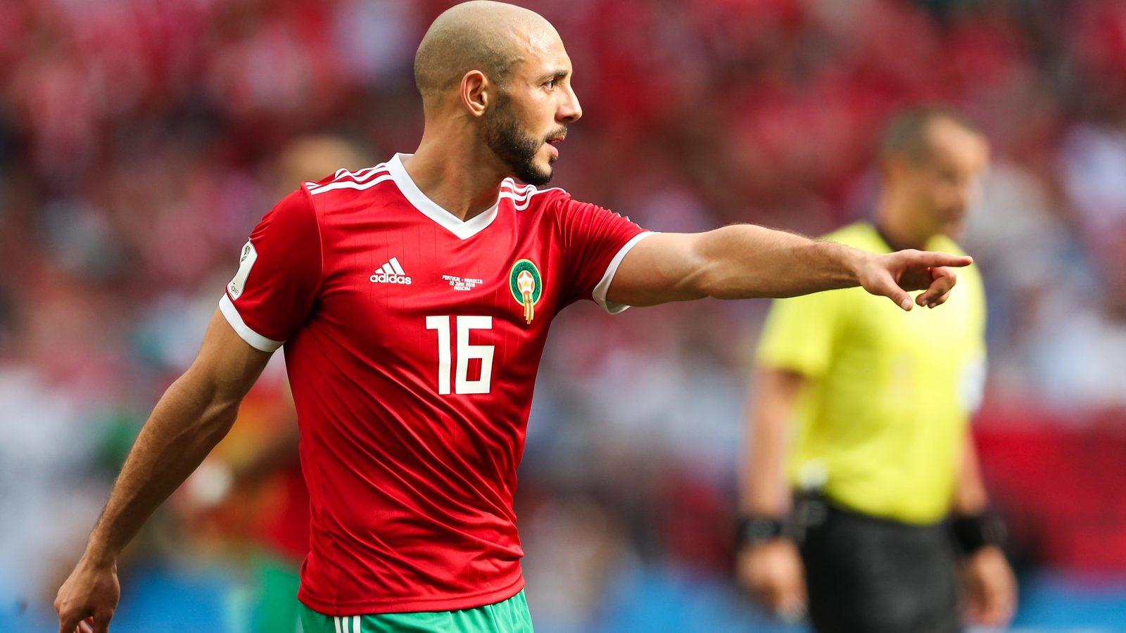 ثلاثي المنتخب المغربي ينضم لحملة أمرابط