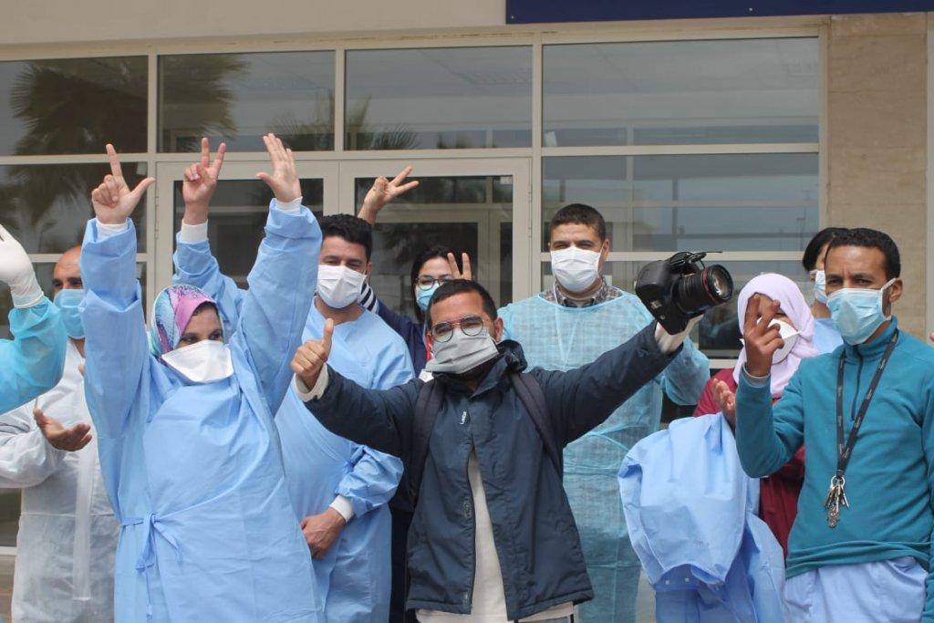 فيروس كورونا: تسجيل 114 حالة شفاء جديدة بالمغرب