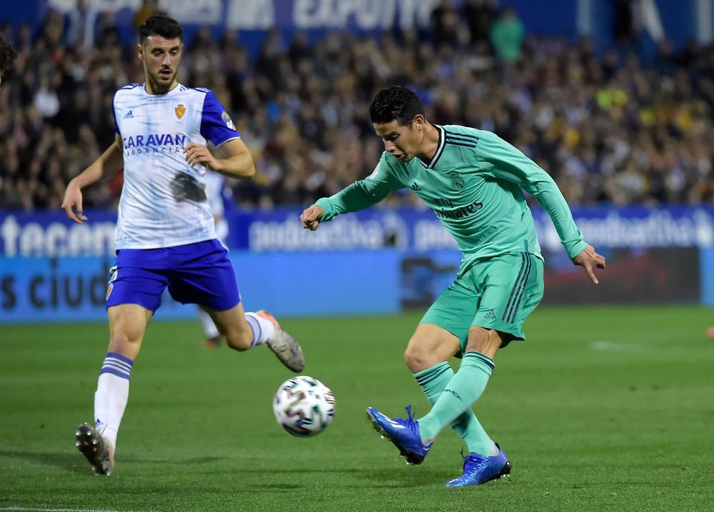 هل يفرّط ريال مدريد في خدمات خاميس رودريغيز لغريمه أتلتيكو ؟