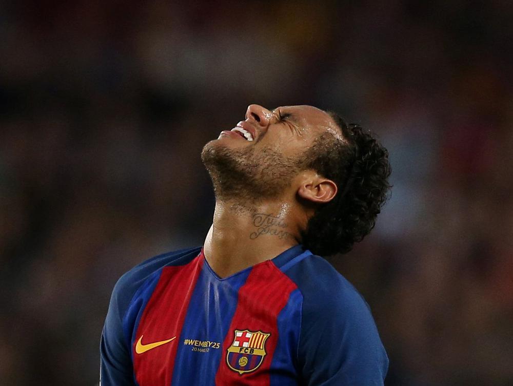مدرب برشلونة يحلم بتدريب نيمار !