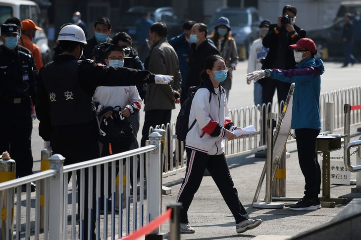 كوڤيد 19: الصين تبدي استعدادها للتعاون مع المجتمع الدولي لتطوير الأدوية واللقاحات