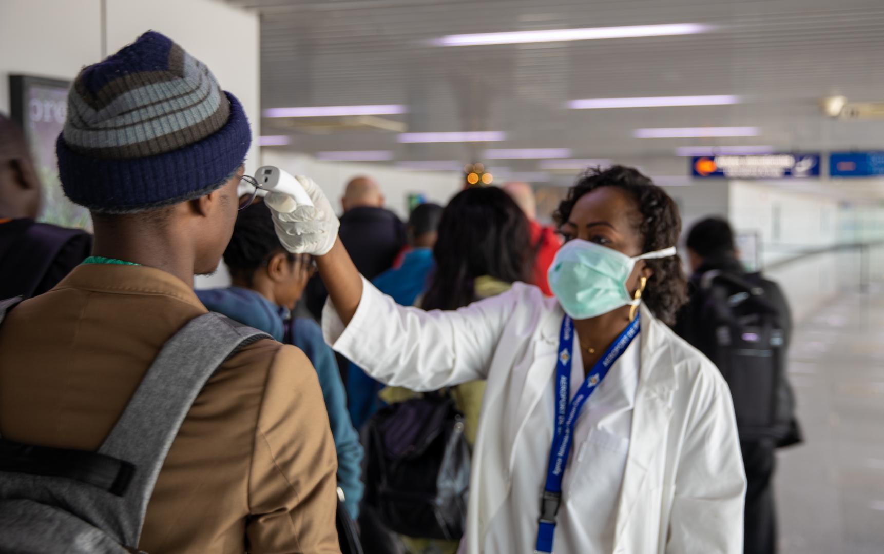 كوڤيد-19 قد يصيب أكثر من 200 مليون في إفريقيا وفق منظمة الصحة العالمية