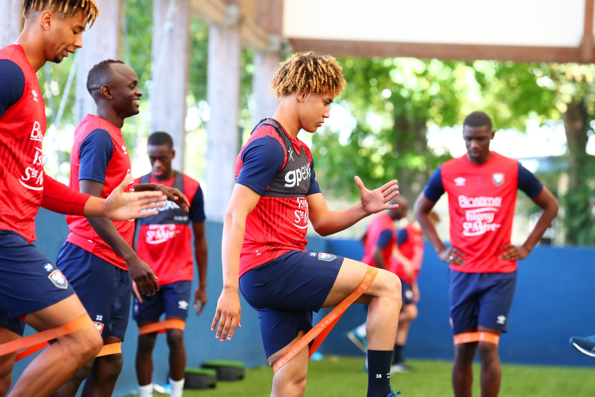 3 لاعبين مغاربة في تربص كون الفرنسي