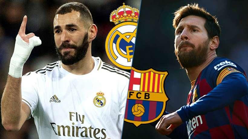 بطولة إسبانيا: برشلونة وريال من الصخب الى الصمت المطبق