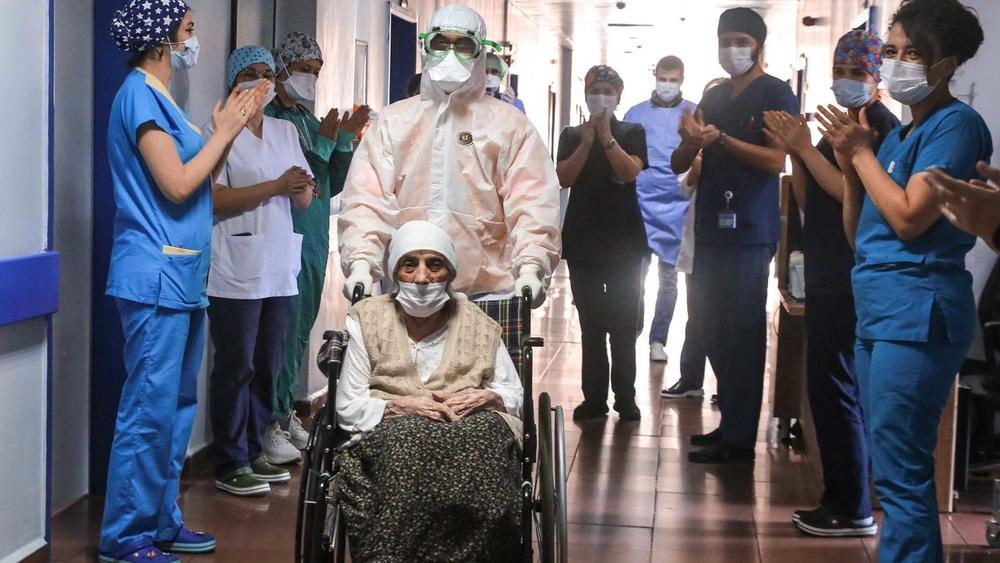 كورونا.. المغرب يسجل اعلى معدل حالات الشفاء خلال 24 ساعة