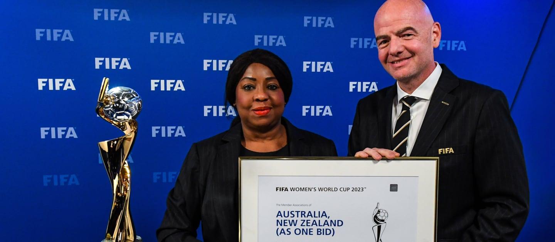 اختيار أستراليا ونيوزيلندا لاستضافة مونديال السيدات لعام 2023