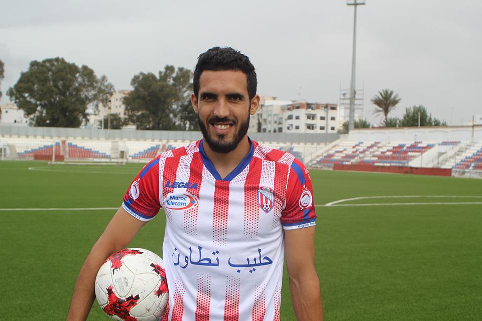خليل بنحمص مدافع المغرب التطواني: سعيد بعودة البطولة وجاهز لاستئناف المباريات