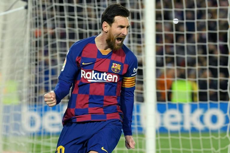 ميسي يريد المواصلة مع نادي برشلونة