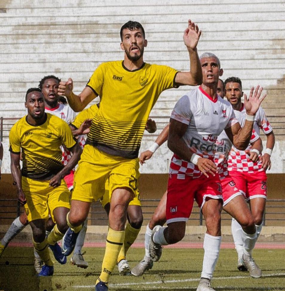 بطولة القسم الثاني: تعادل منصف للمغرب الفاسي وجمعية سلا