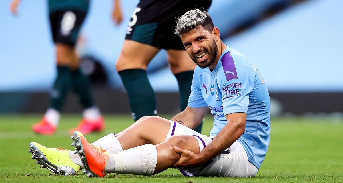 عصبة ابطال اوروبا: غوارديولا يعلن غياب أغويرو عن مباراة ريال مدريد