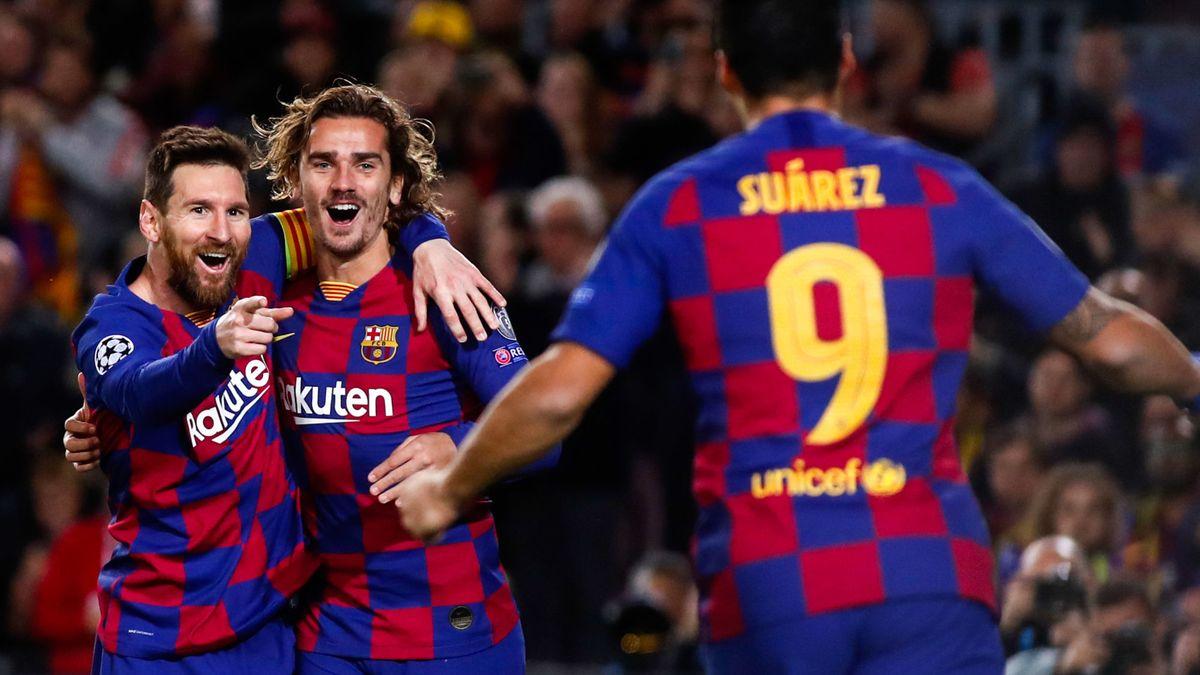 برشلونة يكشف عن إمكانية التخلي عن مهاجمه
