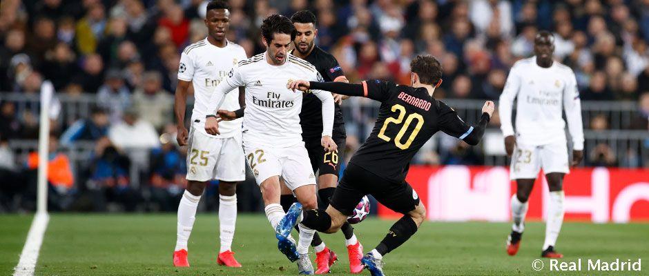 عصبة الأبطال.. إصابة دياز لن تؤثر على إجراء مباراة ريال مدريد ومانشستر سيتي
