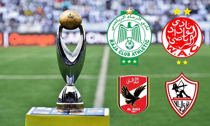 مصر جاهزة لاستضافة مباريات عصبة أبطال إفريقيا