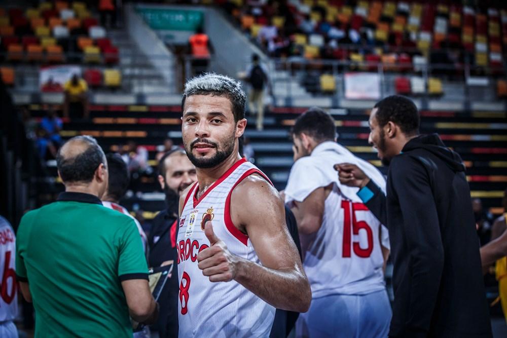 كرة السلة.. مغربي ضمن أفضل عشرة أفارقة