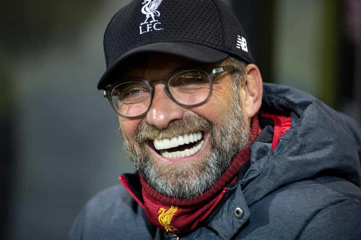 كلوب: لا أعتزم أن أكمل عقدي مع ليفربول