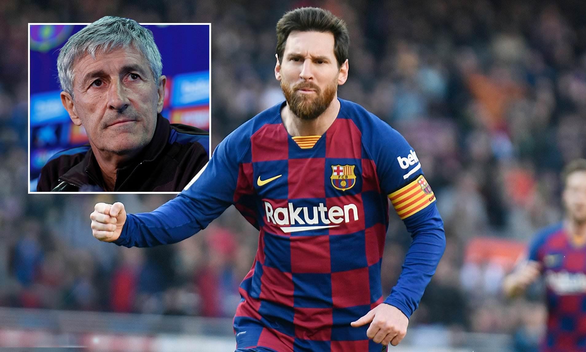 كيكي يرفض التعليق على أنباء رحيل ميسي عن برشلونة