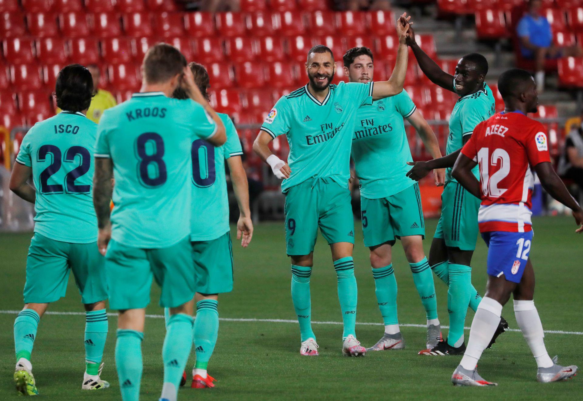 ريال مدريد يوجه رسالة تحذيرية لجماهيره قبل حسم الدوري الإسباني