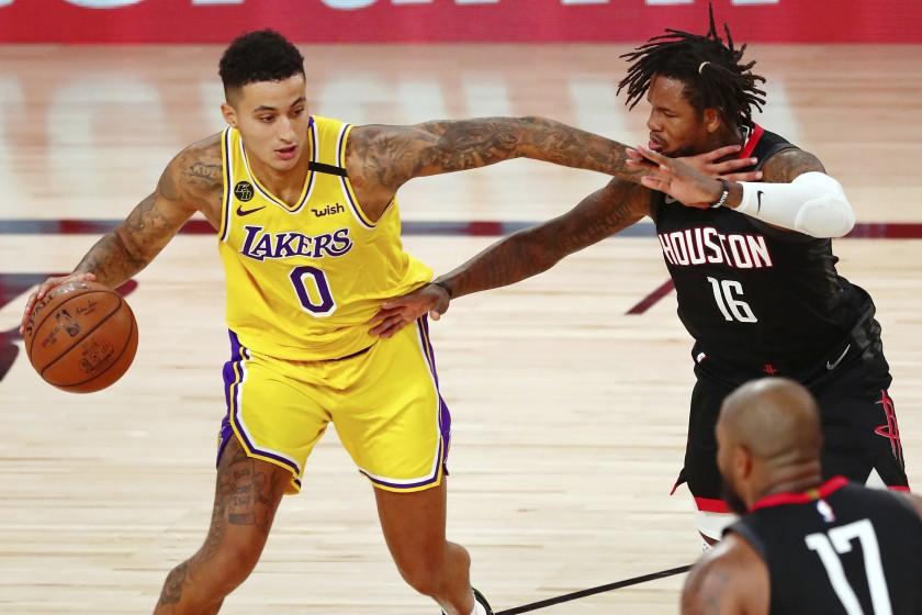 البطولة الاميركية لكرة السلة: خسارة ثالثة مقلقة تواليا لليكرز على ابواب  پلاي اوف