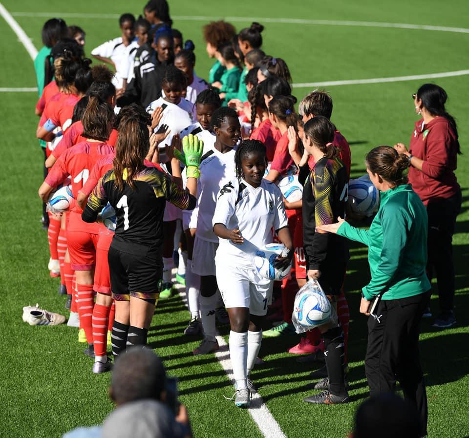 الكاف تطلق استراتيجية لتطوير كرة القدم النسوية بالقارة الإفريقية