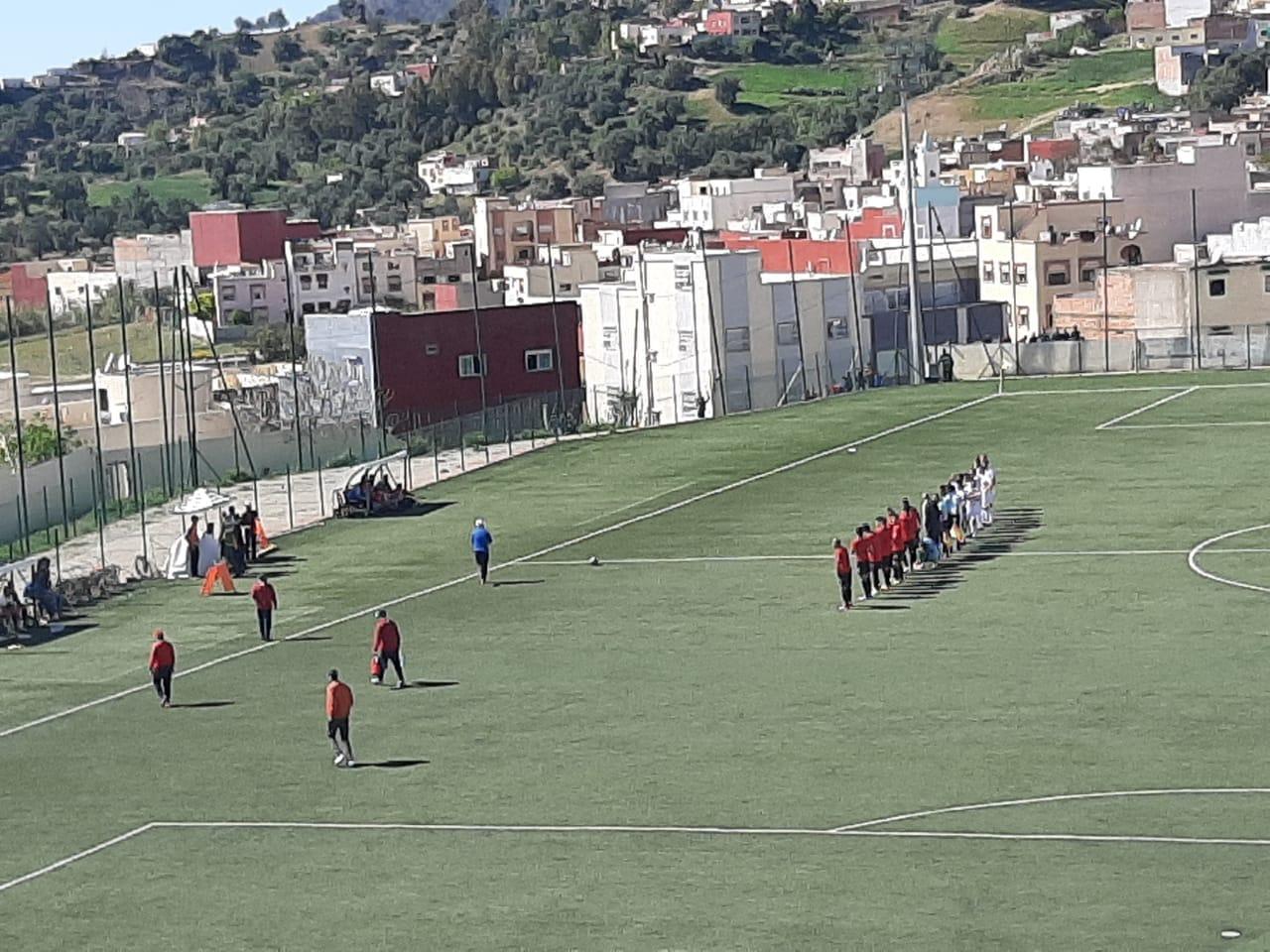 15 مصابا ب  كورونا  في مباراة لكرة القدم بالمغرب