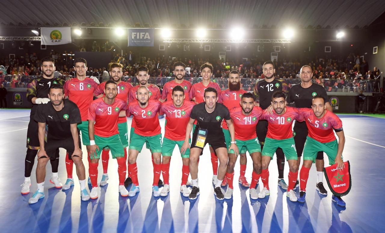 كرة القدم داخل القاعة.. حصص تدريبية للمنتخب الوطني من 5 إلى 13 غشت الجاري