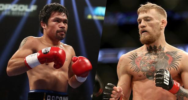 ملاكمة: باكياو يرغب في مواجهة ماكغريغور في الشرق الاوسط العام المقبل